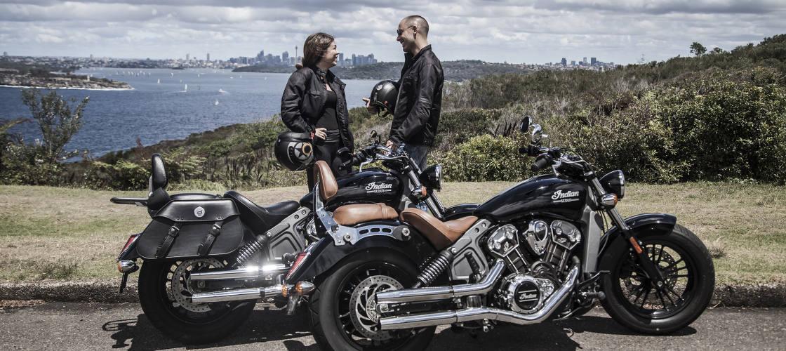 Motorbike Tour Sydney Northern Beaches