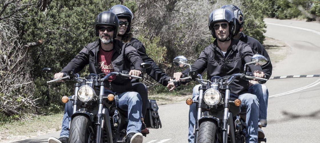 Motorbike Tour Northern Beaches