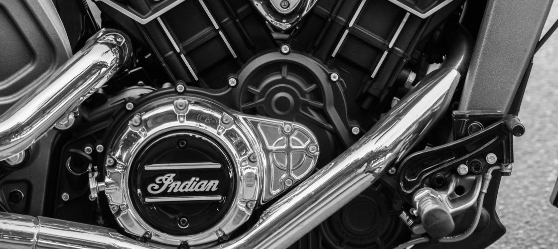 Indian Motorbike Sydney