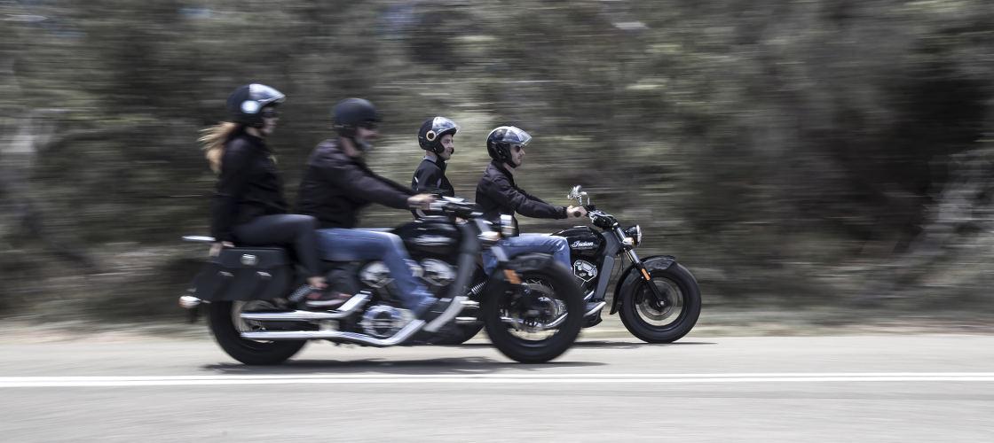 Motorbike Tour Sydney Beaches