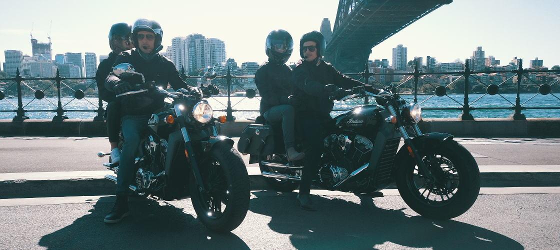 Black Eagle Escapes Motorbike Tours