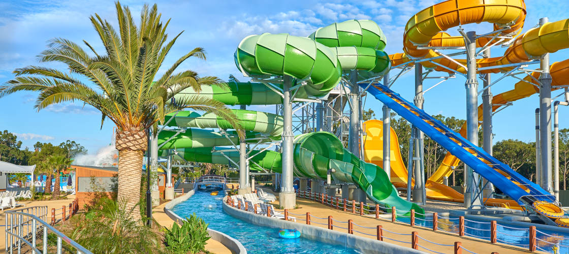 gumbuya world oasis water park