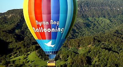 Byron Bay Hot Air Ballooning