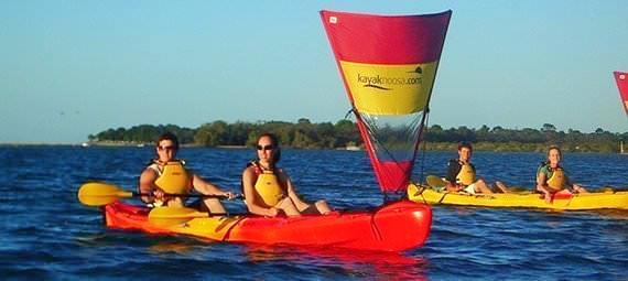 Kayaking Tours in Noosa Sunshine Coast