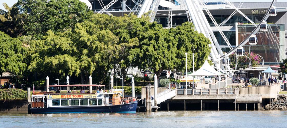 River city cruise