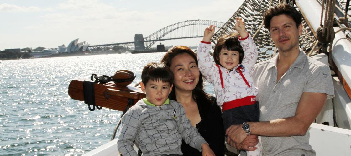 Sydney Harbour Tall Ship Cruise
