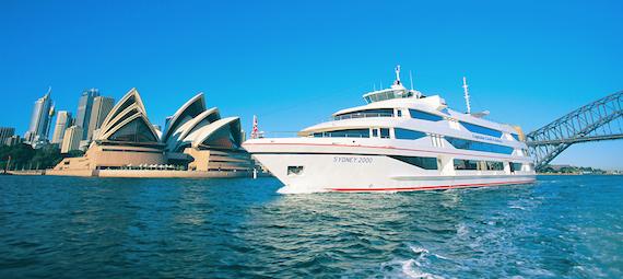 Sydney Sightseeing Cruise