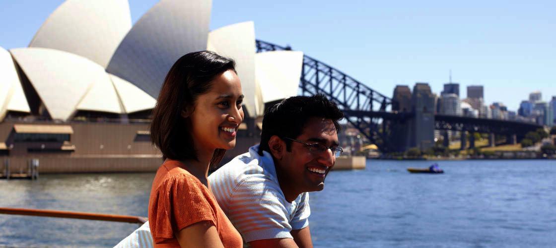 Sydney Sightseeing Cruises