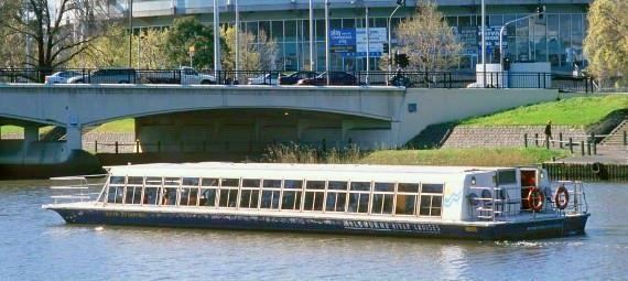 Melbourne Sightseeing Cruises