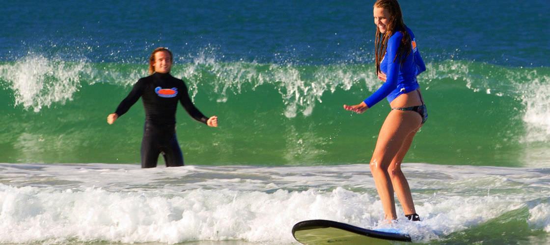 Noosa Surf Lessons