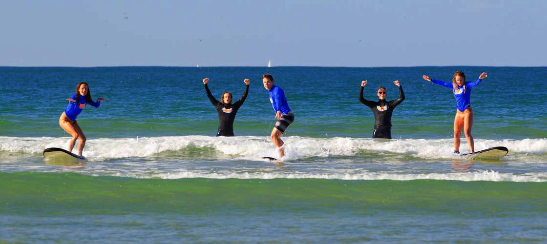 Sunshine Coast Beach