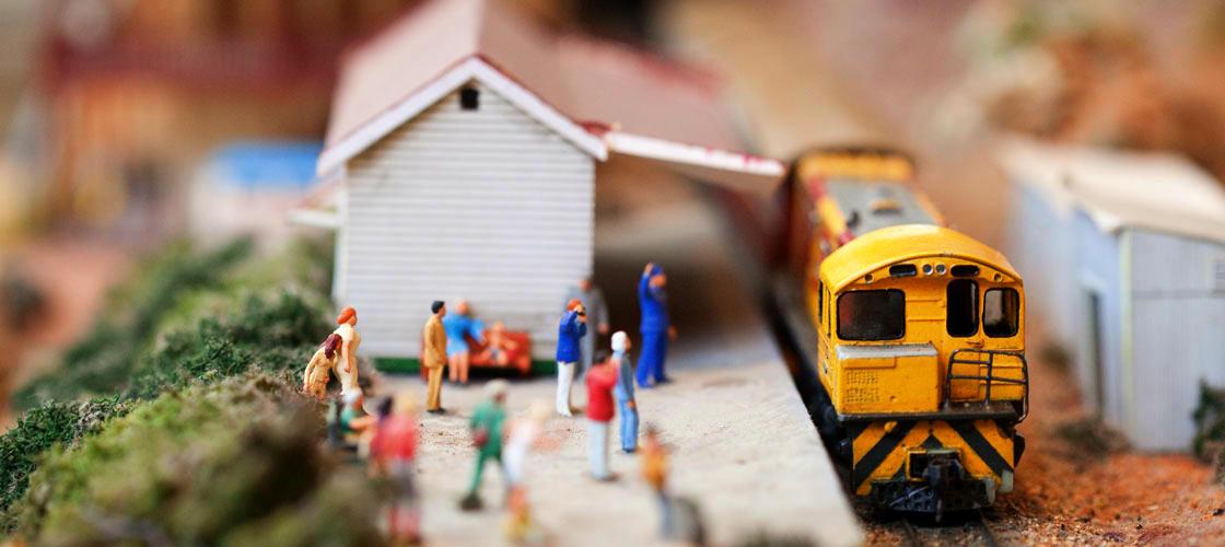The Workshops Rail Museum