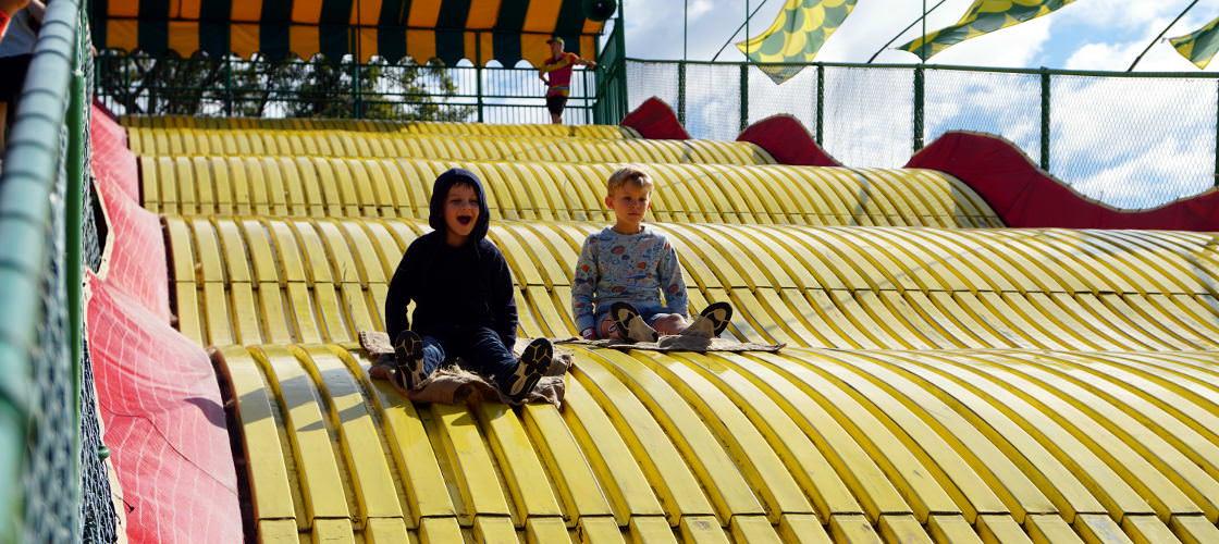 Aussie World Sunshine Coast Jetsetting Kids