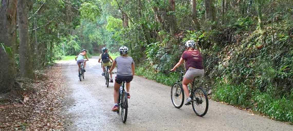 Byron Bay Mountain Bike Tours