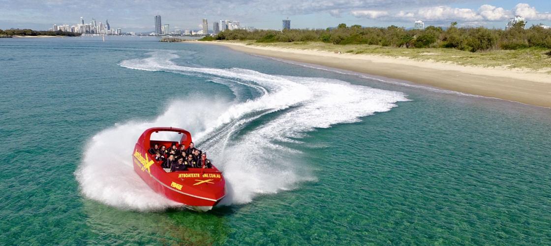 jetboat ride gold coast