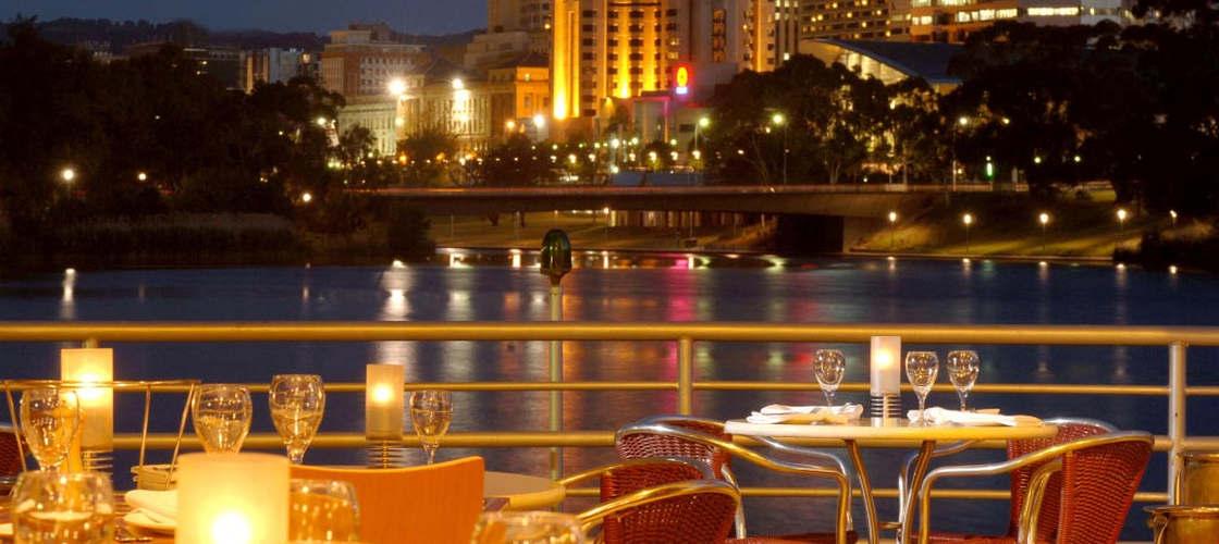 adelaide city river cafe