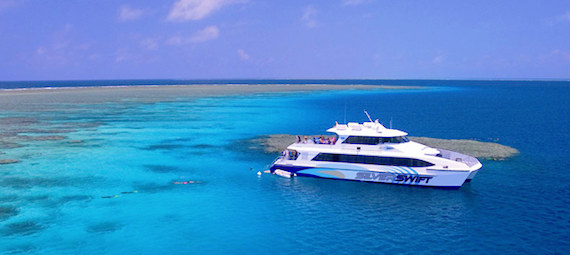 Great Barrier Reef Luxury Snorkel and Dive Cruise