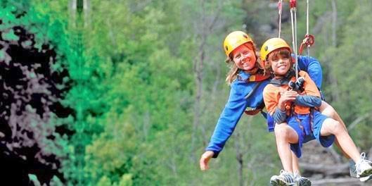 Hollybank Treetops Adventures