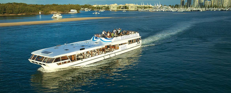 Gold Coast Waterways Cruise