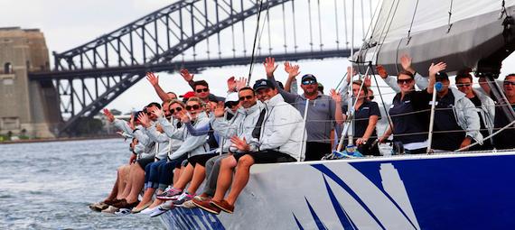 Sydney Americas Cup Sailing