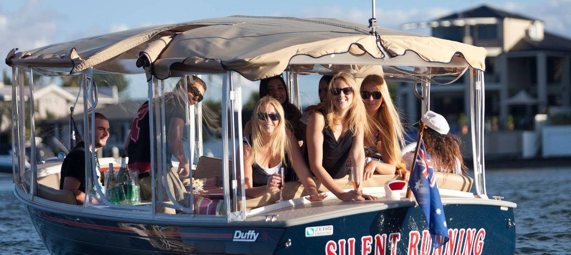 gold coast boat hire