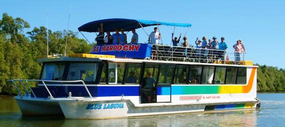 Maroochydore River Cruise