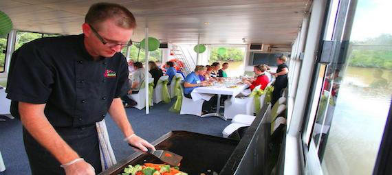 Maroochydore BBQ Lunch Cruise