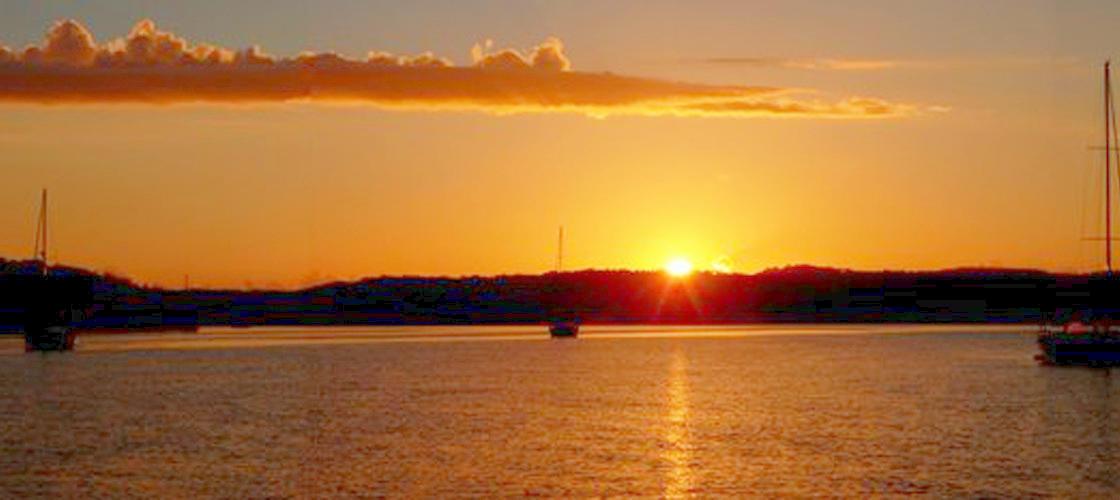 Coastal Cruise Mooloolaba Sunset