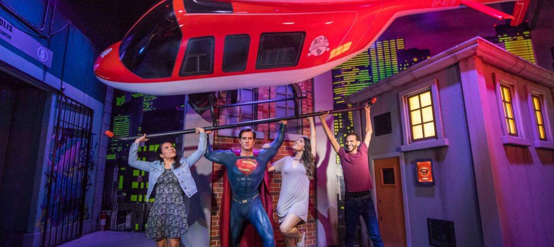 Superman Sydney