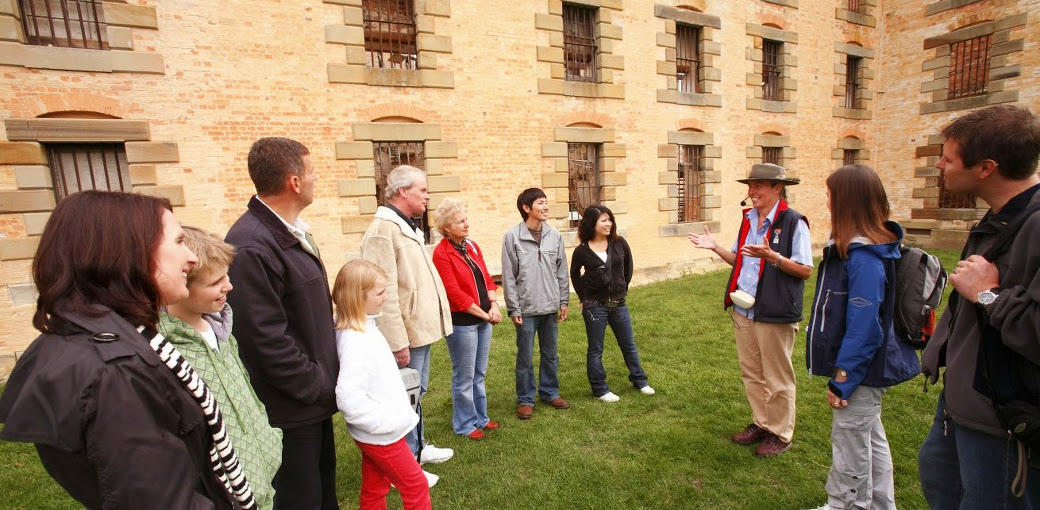 Port Arthur Historic Site Tours