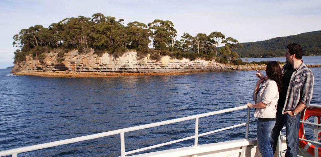 Port Arthur Historic Site Cruise
