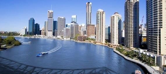 Brisbane Tour from the Gold Coast