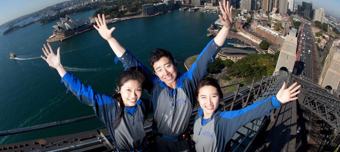 Climb Sydney