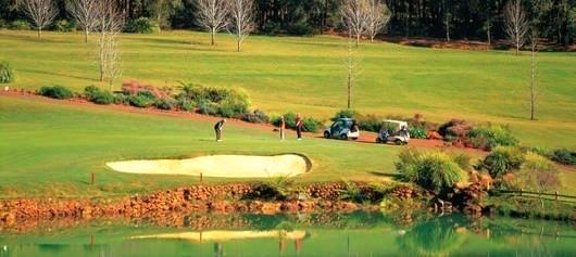 Araluen golf course gift vouchers
