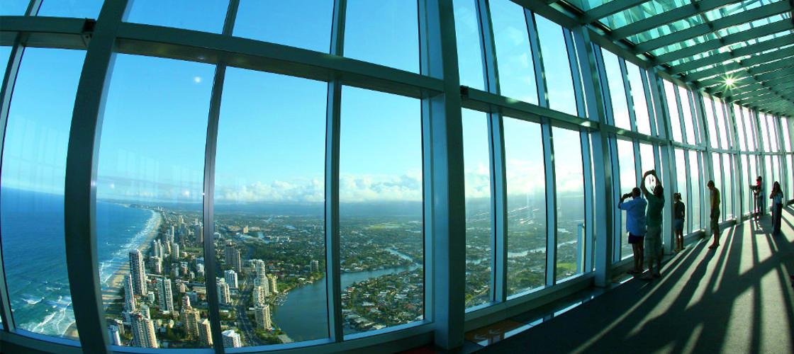 Gold Coast Q1 Building Skypoint