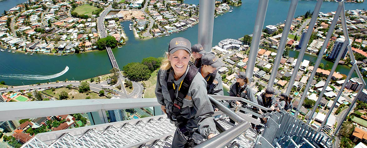 Gold Coast Q1 Skypoint Day Amp Night Climbs Buy Vouchers