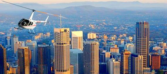 Brisbane City Scenic Helicopter Flight