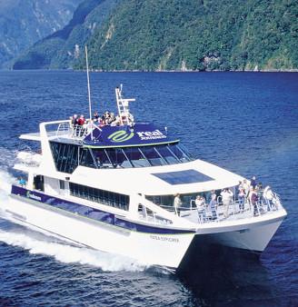 Doubtful Sound Day Cruises