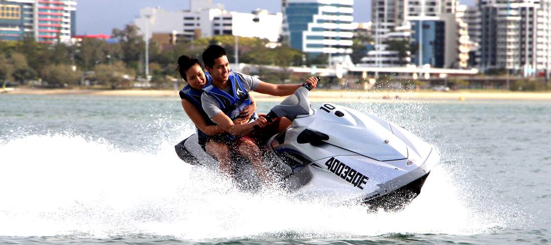 Gold Coast Jet Ski Tour Experience Oz QLD