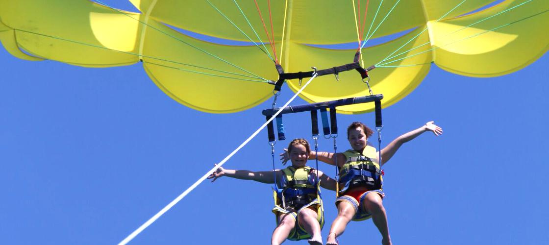 gold coast jet ski hire parasailing