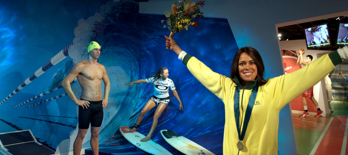 Madame Tussauds Sydney Review
