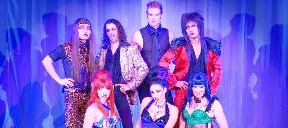 Draculas Cabaret Dinner and Show