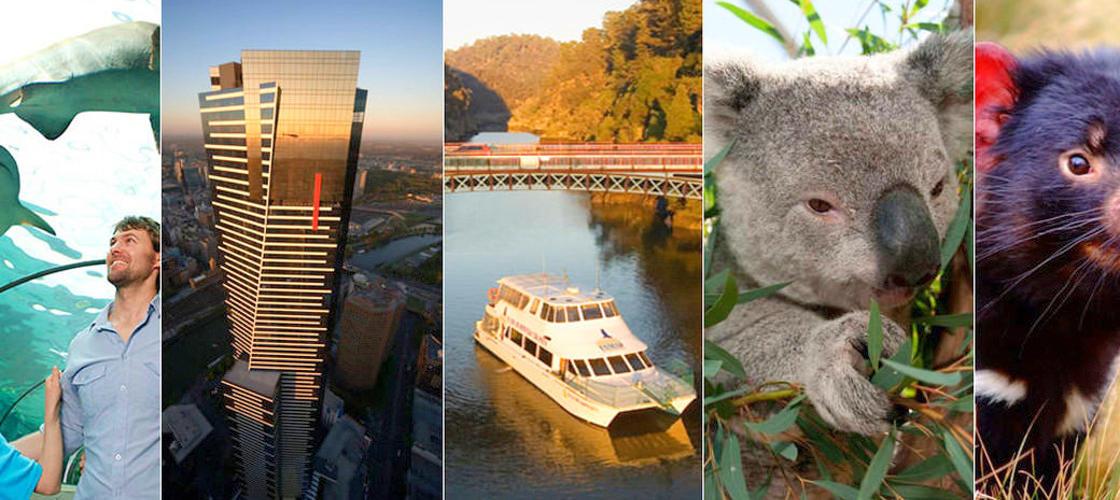 Australia Multi City Attraction Pass