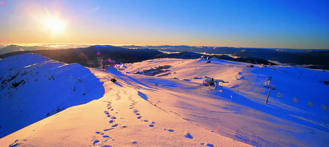 best places july mt buller