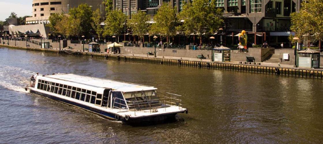 River cruise melbourne