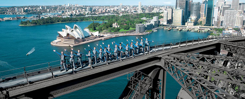 Harbour bridge climb discount coupons