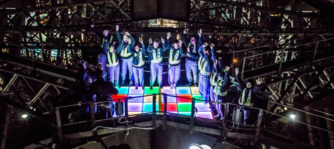 vivid bridgeclimb sydney festival