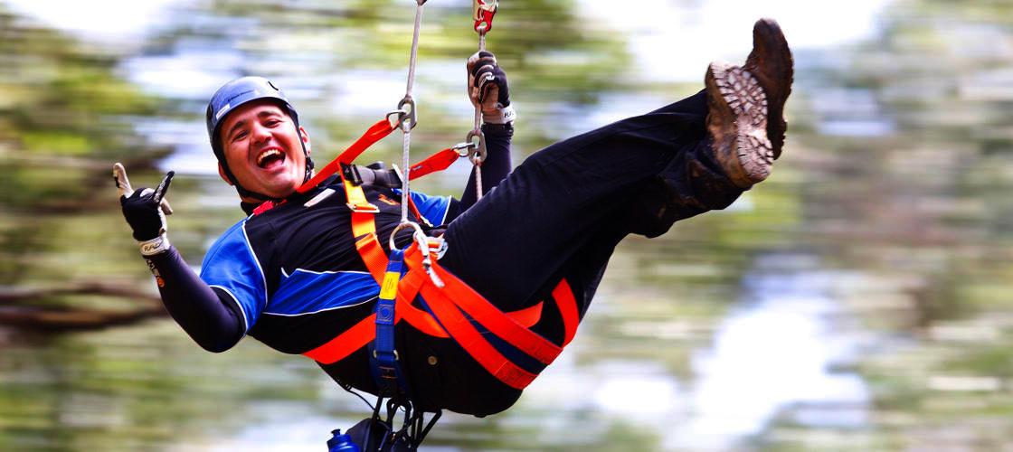 Otway Fly Zip Line Experience