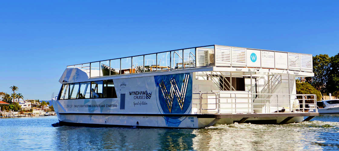 Gold Coast Wyndham Cruises Buffet Lunch Cruise Gift Voucher