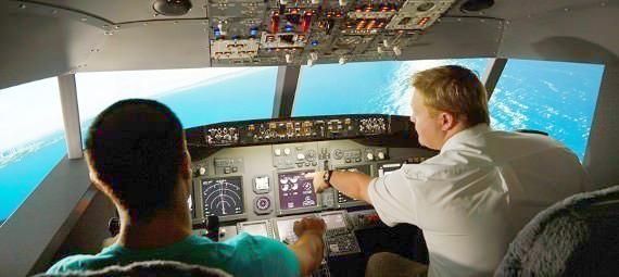 Flight Simulator Experience Sydney